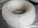 供应泰州白色穿线尼龙管 PA6防静电尼龙管
