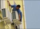 成都专业空调移机,维修空调 加氟 长短途搬家