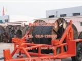 厂家直销/新型轻便型电缆拖车,多用途电缆