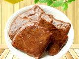 【零售通】休闲食品蛋白素肉 五香味卤汁豆制品3公斤整箱批发