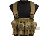 FLYYE 翔野 MOLLE挂载系统 AK战术肚兜套装 翔野背心