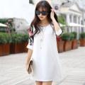 孕妇连衣裙大码女装时尚A裙9063