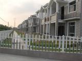 四川塑钢PVC优质栏杆 围墙栅栏批发零售