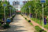 凯创太阳能LED路灯照亮皇城美丽乡村