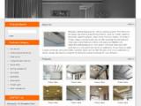 集成吊顶网站 公司网站设计 做网站 全包 网站建设设计网站制作