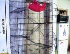 转四层猫笼可折叠猫别墅