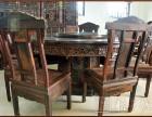 湖北省 黄冈高价收购二手红木家具大红酸枝沙发衣柜床红木收购