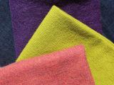 厂家现货供应针织服装面料粗纺呢料 阿玛呢面料 高档服装针织面料