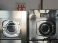 水洗厂全套设备出售二手水洗机烫平机烘干机折叠机布草洗涤设备啥