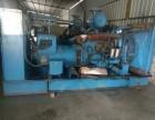 广州白云区发电机回收//高价上门回收各类不同品牌发电机