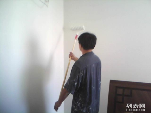 杭州旧房装修 厨卫拆旧改造 室内批灰刷墙刷涂料