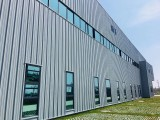 供应西安市YX65-430型0.8mm铝镁锰直立锁边屋面板