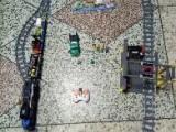 5-8周儿童玩具遥控电动火车
