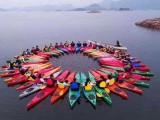 杭州弘道培訓推出漂流 溯溪 賽龍舟 海邊海島拓展水上拓展等項