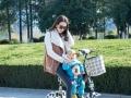 小型时代男女折叠电动车