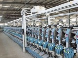 仿大化涤纶纱生产厂家-气流纺16支