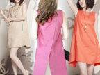 2014春季韩版女装宽松无袖圆领背心连衣裙拼接亚麻棉OL大码连衣裙