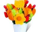 水果花模型 仿真水果花模型 水果花束模型 仿真哈密瓜可定制