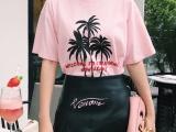 新款衣服女装短袖夏季赶集甩货商场摆摊服装厂家低价批发