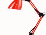 健康学生学习护眼LED美式台灯 床头灯长臂折叠工作夹子台灯夹灯