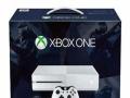 xboxone白色游戏机