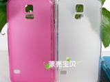 现货 三星 S5  布丁套 i9600 手机保护套 TPU透明磨