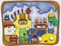成都专门做幼儿园手绘的公司