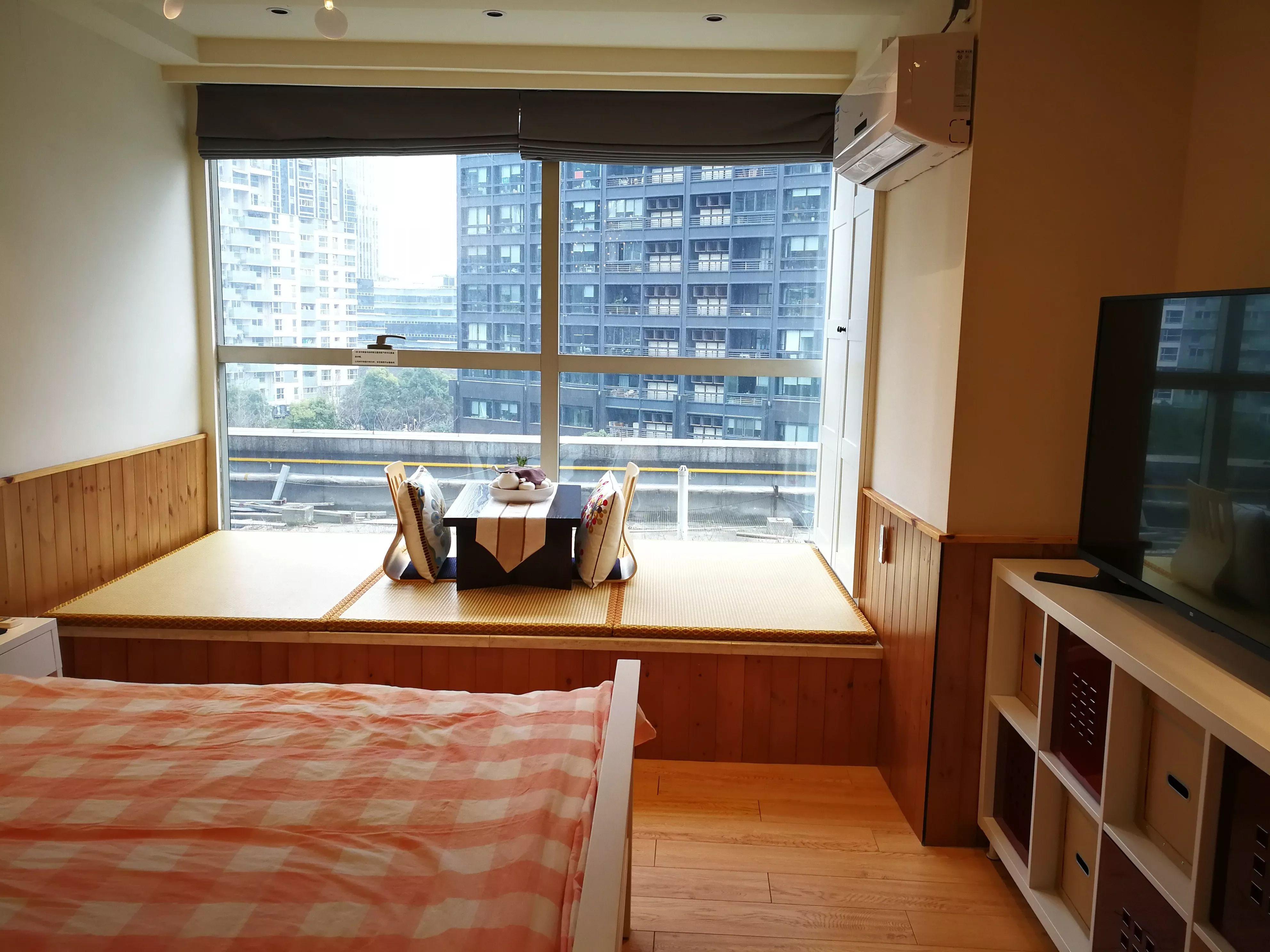 望江 钱江国际商务中心 1室 1厅 59平米 整租