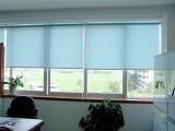 批发定做办公室窗帘卷帘遮光窗帘遮阳窗帘写字楼百叶窗帘