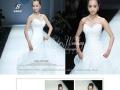 瑞斯比利九月订单免费升级明星同款婚纱 4999元