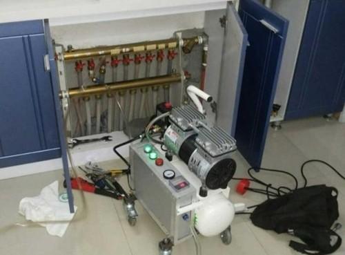 衡水地暖清洗 暖气片清洗 自来水管除垢清洗 地暖不热维修升温