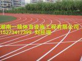 常德安乡县塑胶跑道施工方案成本预算湖南一线体育设施工程