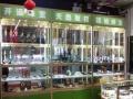 医药展柜药店货架精品展示柜化妆品展柜饰品柜木质柜