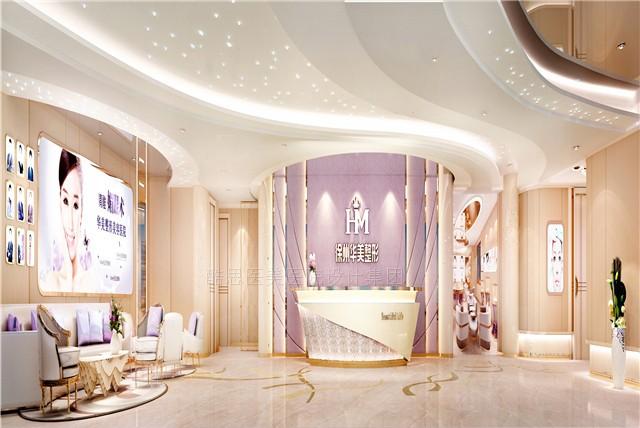 杭州医疗美容设计 杭州医疗美容设计装修 杭州医疗美容设计装饰