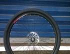 全新山地车批发价出售赛车自行车双碟刹21变速26寸铝合金刀圈