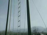 攀爬架厂家 军用标准400米障碍器材安装图纸