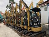 漳州优选二手小挖机厂家果园小型挖掘机二手玉柴60挖掘机
