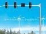 交通信号灯杆,锥形路灯杆,电子监控杆