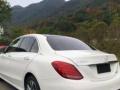 奔驰 C级 2017款 改款 C 200 运动版车况精品.可检测