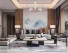 北辰南湖香麓200平新中式風格裝修設計案例