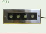 坤LED大功率埋地灯户外亮化照明灯具广场公园街道工程专用地埋灯
