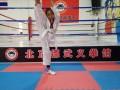 顺义专业跆拳道散打武术泰拳女子防身术就在德武义拳馆