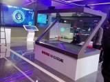 一体机拼接屏全息展柜透明展柜教学会议一体机