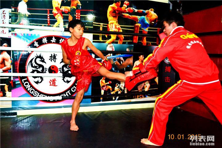 通州散打泰拳搏击一对一 街头防身格斗术培训私教 通州拳馆培训图片