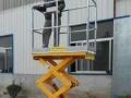采摘车 升降机 升降平台 导轨式升降机 液压升降机