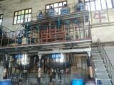 二手外盘管反应釜16000L 不锈钢反应釜16吨