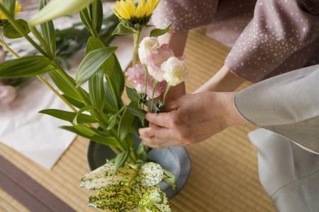 上海好的花艺培训班去哪个学校好?