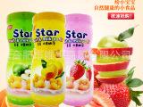 香港正旺星星水果奶泡 星星泡芙 辅食零食 婴儿泡芙条
