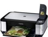 轉讓自用佳能MP558雙面彩色打印復印掃描多功能一體機