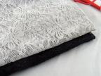 【限时五折】新款现货 弹力锦氨针织菊花蕾丝面料 DIY服装布料
